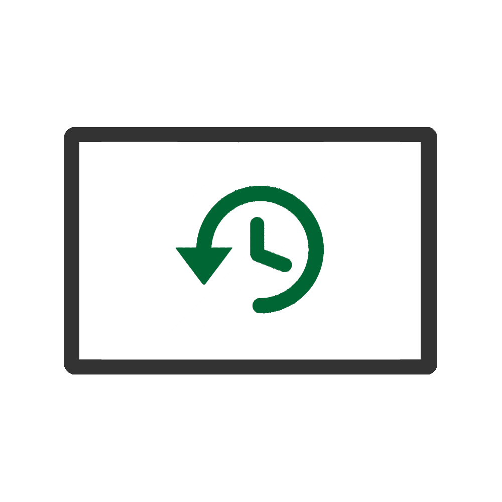 Backup dator