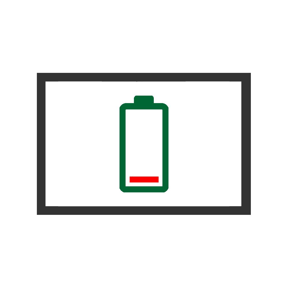 Batteribyte dator