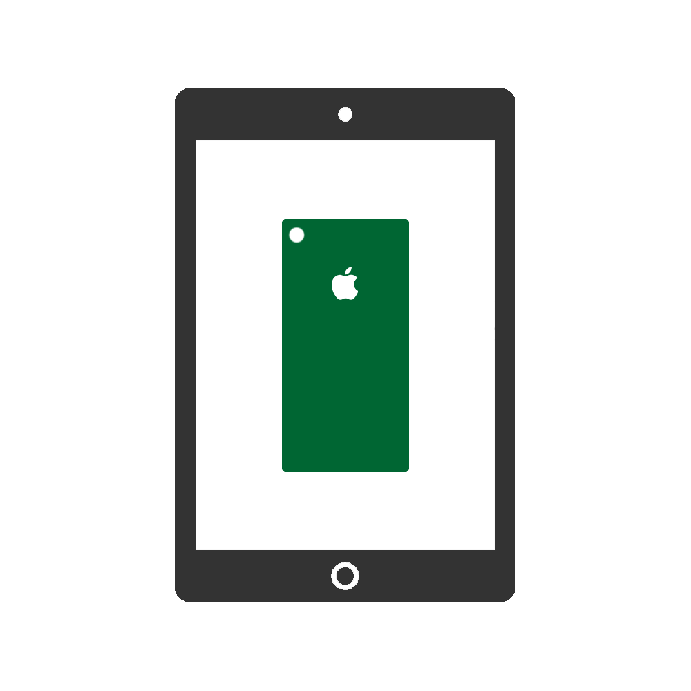 Baksidebyte iPhone