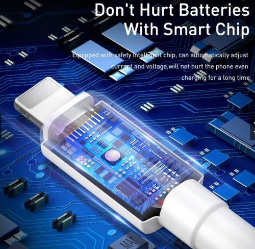 Lightning till USB-C